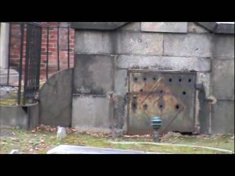 Edgar Allen Poe at Westminster Hall and Burying Ground Baltimore Maryland