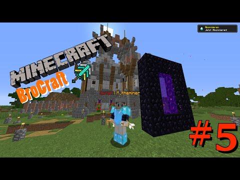 |Minecraft ► Mining Tour mit MJtheminer 》BroCraft #5|