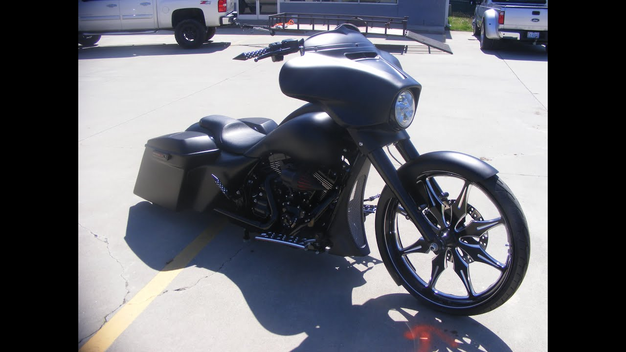 Custom Cycles LTD 2015 Street Glide 26 inch wheel Big Wheel Bagger ...