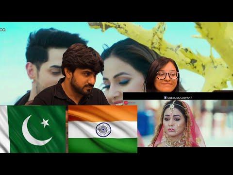 Raanjhana Priyank Sharmaaa & Hina Khan  Asad Khan Ft. Arijit Singh  Pakistan Reaction