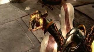 God of War 3 Death of Helios