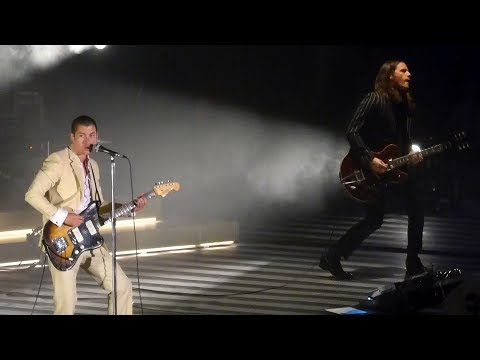 Arctic Monkeys - New Breakdown To 'Brianstorm' [Live At Manchester Arena - 07-09-2018]