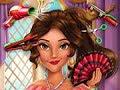 Princess games - Latina Princess Real Haircuts - KIDS Games 2017