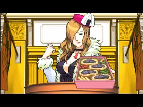 BRUTAL LUNCH - Phoenix Wright: Ace Attorney EP 5: Rise From The Ashes (Part 2)