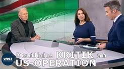 "WELT INTERVIEW: Jürgen Trittin – ""Man hat dem Iran den Krieg erklärt"""