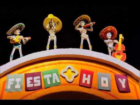 Mexico Pavilion Theme Music - The Mexican Hat Dance