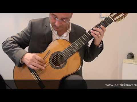 Comment accorder sa guitare avec un simple diapason - YouTube