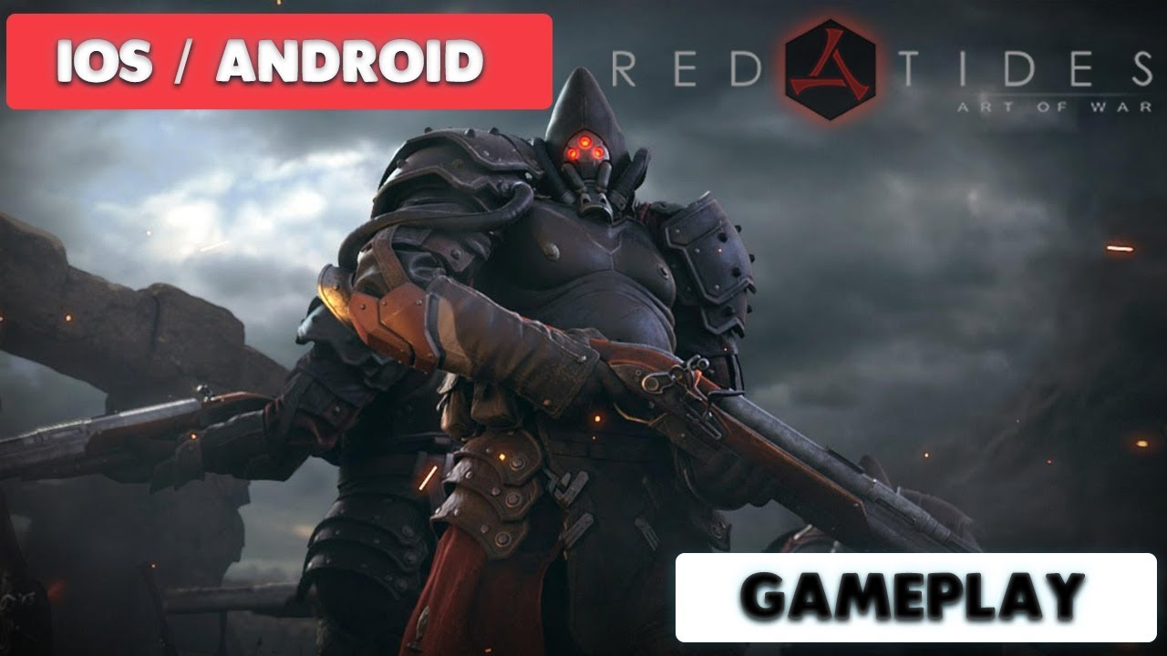 Art of War: Red Tides for iOS Game Reviews