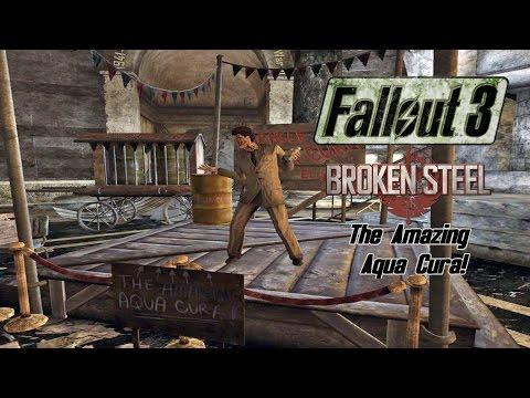 Fallout 3 - Broken Steel DLC - Side Quests - The Amazing Aqua Cura! |