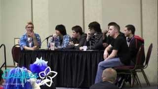 Brony Musician Panels 1&2 - Las Pegasus Unicon 2013
