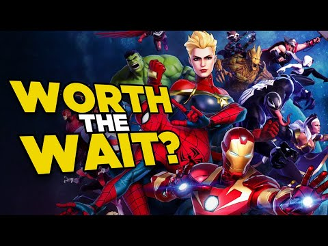 Is Marvel Ultimate Alliance 3 Worth Buying A Switch For?