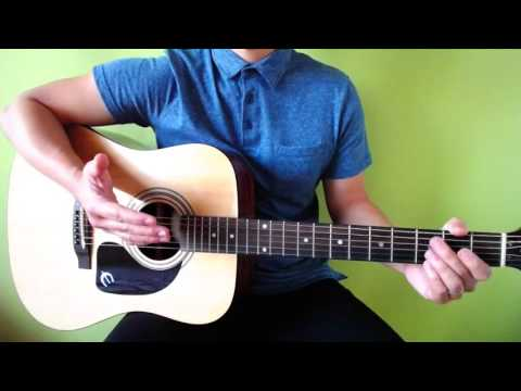 If You Stay - Joseph Vincent - Easy Chords Guitar Tutorial (No Capo)