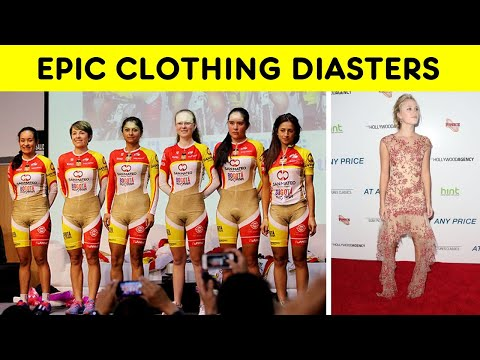 Hilarious Clothing Disasters