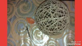 видео Топиарий гнездо (семейное гнездышко): мастер класс пошагово