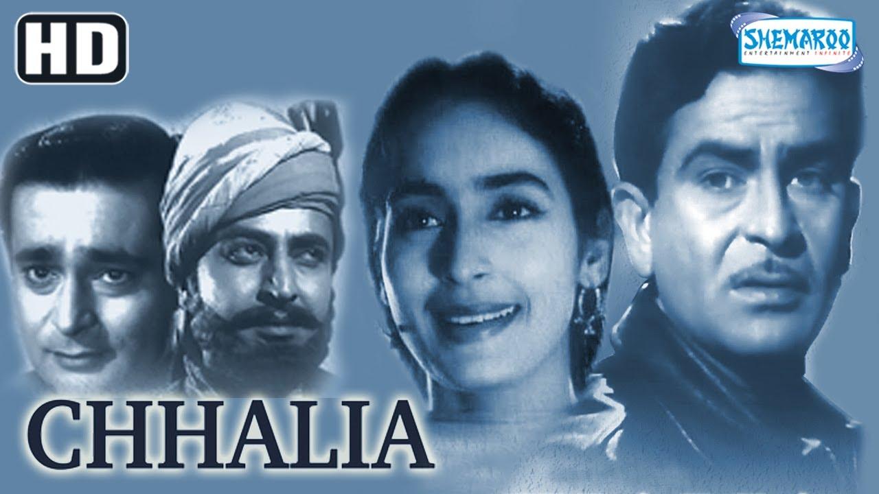 Download Chhalia (HD)- Raj Kapoor - Nutan - Pran - Bollywood Old Movie -(With Eng Subtitles)
