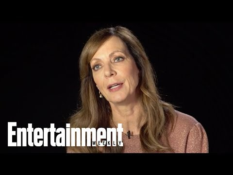 'I, Tonya': Allison Janney On Preparing To Portray Tonya's Mom  Oscars 2018  Entertainment Weekly