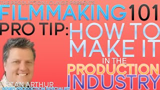 Short Films & Filmmaking Tips: How to Make it into the Film Industry + Make Better Video