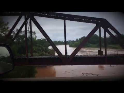 Brazos River About to Flood! #HurricaneHarvey Aug 27, 2017 @5:30pm