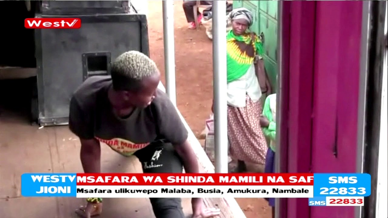 MSAFARA WA SHINDA MAMILI NA SAFARICOM