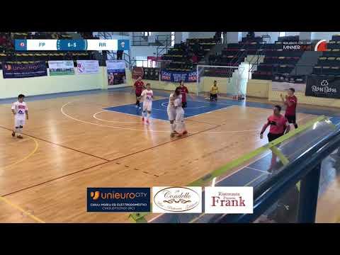 Futsal Polistena - Real Rogit 9-7, gli highlights (Under 19)