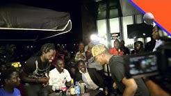 Olamide's Album Listening Party (Street OT)