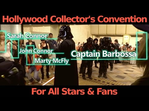 Hollywood Collector's Convention - Costumes & Cosplays in Tokyo ~ハリコン~