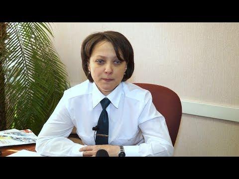 Работа специалистов налоговой службы с жителями Саянска