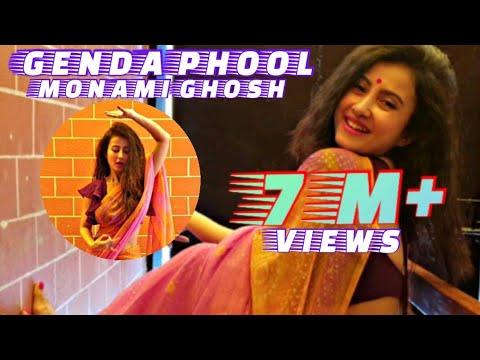 Badshah Genda Phool Monami Ghoshmusic Video Coverbengali Actress