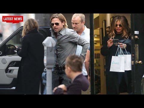 Dating: Jennifer Aniston & Brad Pitt's Couple 'love return'