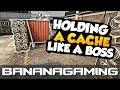 Holding A Cache like a Boss (CS:GO)