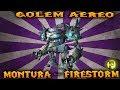 Wow: Golem Aereo (Montura) FIRESTORM