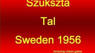 Szukszta vs Tal - Uppsala 1956