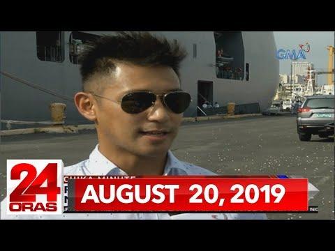 24 Oras: August 20, 2019 [HD]