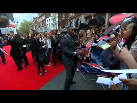 The Amazing Spider-Man 2 World Premiere at ODEON Leicester Square