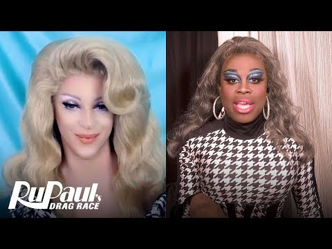 The Pit Stop S12 E11 | Miz Cracker & Bob the Drag Queen on One-Queen Show | RuPaul's Drag Race