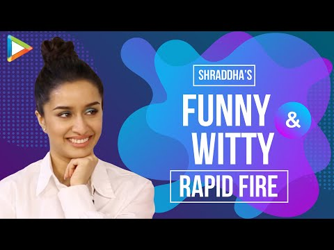 Saaho Or Chhichhore? Shraddha Had More Fun While Shooting For…| Rapid Fire | Prabhas Mp3