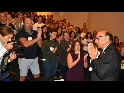 Khizr Kahn remarks to media on the 'anomaly' presidency