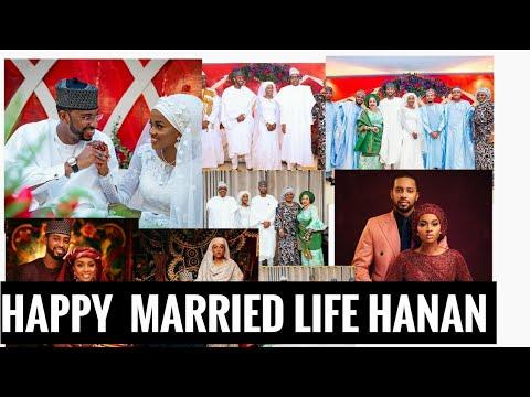 Download STUNNING  PHOTOS FROM WEDDING OF PRESIDENT BUHARI'S DAUGHTER,  HANAN TO HER HUSBAND,  TURAD SHA'ABAN