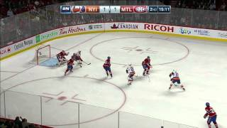 Gotta See It: Petry leaves Grabovski bloody with hit