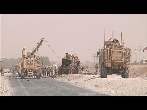 Suicide bomber targets NATO convoy in Afghanistan
