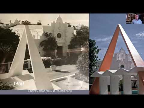 The Architecture of Whimsy - Book talk with Arthur Jay Marcus