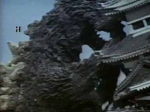 Godzilla TNT Monstervision New Years Eve Marathon