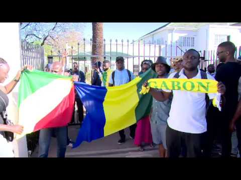 Gabon in chaos post election result