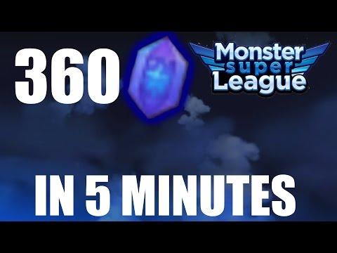 ASTROGEM FARMING TRICK LIVE   Monster Super League Gameplay (MSL)