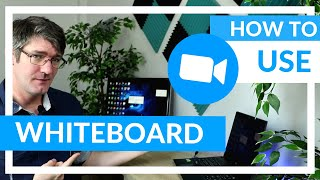 How To Use The Whiteboard In Zoom