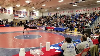 Top of the Rockies wrestling tournament