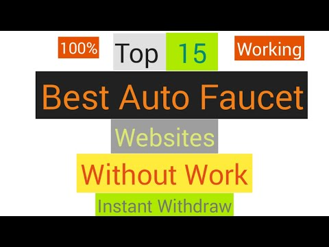 Top 15 Auto Faucet earning sites | Unlimited Earning | Without Work | Earn Free | Mobi Tech Lite