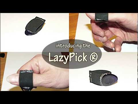 Introducing the LazyPick®