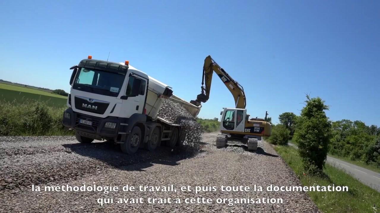 Travaux de la ligne Nantes-Bordeaux : priorité à la sécurité sanitaire