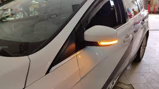 Led поворотники Ford Focus 3 режим поворотники